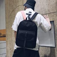 书包女韩版原宿ulzzang高中学生背包港风百搭大容量ins街拍双肩包