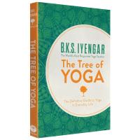 现货正版 瑜伽之树 英文原版 The Tree of Yoga 瑜伽之光作者艾扬格 Iyengar 瑜伽英文版进口英语