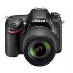 尼康(Nikon) D7200套机(18-200mm f/3.5-5.6G VR)防抖镜头