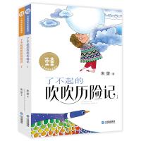 大童话家朱奎童话:了不起的历险记系列(套装共2册)