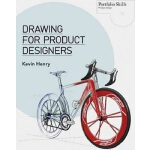 产品设计师的绘图 英文原版 Drawing for Product Design Kevin Henry 艺术设计