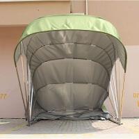 防雨家用加厚车棚移动折叠车库保暖车衣停车棚户外汽车遮阳棚帐篷新品