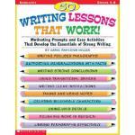 【预订】50 Writing Lessons That Work!: Motivating Prompts and E