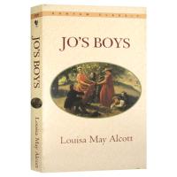 乔的男孩们 Jo's Boys 英文原版小说 小妇人作者 英文版现货正版进口英语书籍
