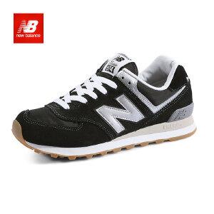 正品 new balance/新百伦NB男女运动休闲鞋爸妈可穿ML574HRM新款