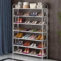 鞋柜省空间组装家里人门口小鞋架简易鞋架家用经济型宿舍防尘