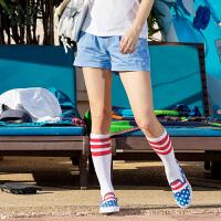 森马休闲裤 夏装 女士休闲短裤纯色纯棉短裤热裤韩版女装