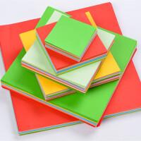 A4彩色折纸复印纸 卡纸 亲子游戏幼教玩具 手工纸折纸 彩纸 正方形 手工彩纸