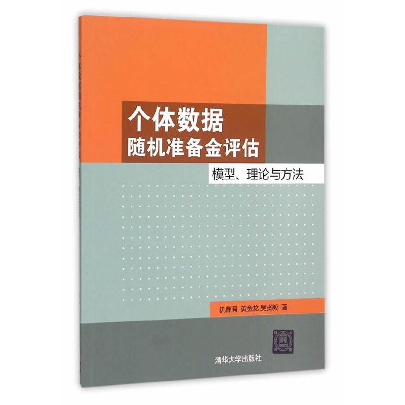 个体数据随机准备金评估:模型、理论与方法