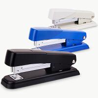 得力0426金属订书机 商务12号针 订书器 财务办公24/6订书机 混色