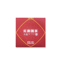 大益普洱熟茶 �t��A茶100g