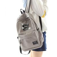中学生背包男书包女双肩包防水韩版双肩背包旅行休闲包