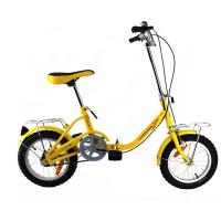 14寸成人折叠自行车男女式迷你儿童单速车迷你折叠轻便小轮车