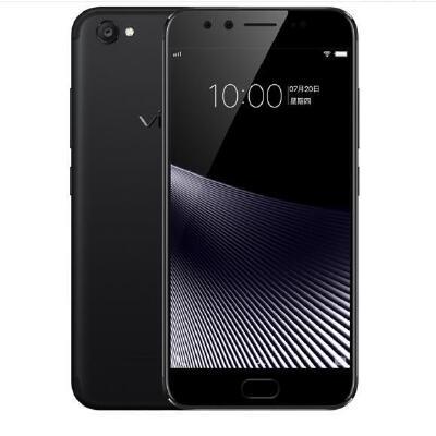 vivo X9s 全网通 4GB+64GB 移动联通电信4G手机 双卡双待 磨砂黑