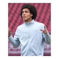 18中超款N98外套男女运动夹克跑步休闲上衣球员款足球训练外套