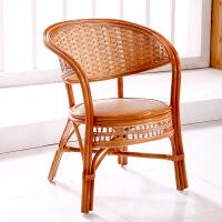 藤椅三件套阳台茶几组合户外藤编织休闲竹编单人靠背小藤椅子