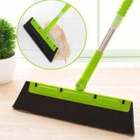 扫魔术扫帚扫头魔法扫把无尘刮刀扫魔术扫帚扫头发卫生间地板玻璃无尘刮刀扫多功能魔法扫把