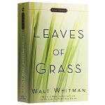 现货正版 草叶集 英文原版 Leaves of Grass 英文版诗歌集 惠特曼浪漫主义诗集 进口英语文学书籍