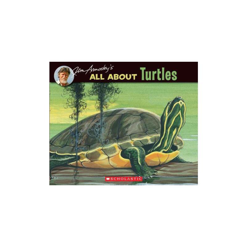【预订】Jim Arnosky's All about Turtles 预订商品,需要1-3个月发货,非质量问题不接受退换货。