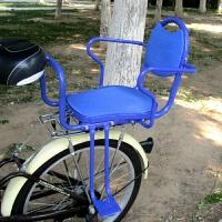 电动自行车儿童座椅后置小孩学生宝宝安后坐加厚加宽棉雨棚防风新品