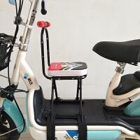 电动摩托车儿童座椅前置婴儿宝宝小孩电瓶车踏板车安全