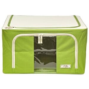[当当自营]LOCK&LOCK乐扣乐扣 透明视窗收纳箱(55L)收纳箱 柜 收纳盒整理箱