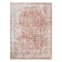 奇居良品 土耳其进口进口客厅茶几卧室混纺地毯 丝路系列多款预定