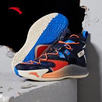 【限时秒杀!】安踏篮球鞋男kt5破坏者官网2020春季新款男鞋高帮运动鞋11941102