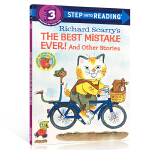 兰登书屋step into reading Level 3 分级读物 The Best Mistake Ever! a