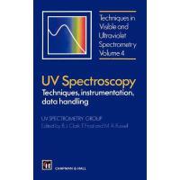 【�A�】UV Spectroscopy: Techniques, Instrumentation and Data Ha