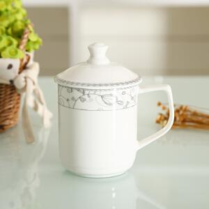 shunxiang 顺祥 陶瓷 中天籁盖杯