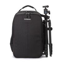 单反相机包摄影包双肩佳能尼康防水大容量男女防盗背包