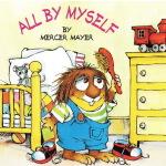 顺丰发货 英文原版儿童绘本书 Little Critter All by Myself 小毛人怪物 小怪物 自己事情自