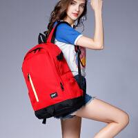 韩版双肩包男高中学生书包女日韩大容量背包女大学生电脑包旅行包