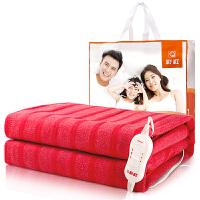 彩虹 全线路安全保护调温型电热毯(TB102 双人150X120cm) 新老包装*发货