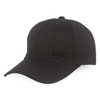 帽子秋冬新款时尚棒球帽中老年男士户外休闲运动遮阳帽保暖鸭舌帽