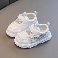 宝宝女童板鞋软底婴儿学步鞋1-3岁2春夏季款男小童运动鞋