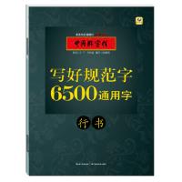 6500通用字:行书(货号:A2) 9787556417025 湖北教育出版社 张鹏涛