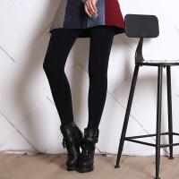 俞兆林新款锦纶一体裤 踩脚九分三合一款 加绒加厚打底显瘦保暖裤