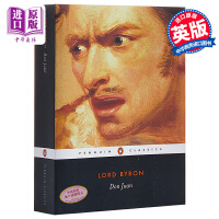 【中商原版】[英文原版]Don Juan唐璜 (Penguin Classics)/Byron/Penguin; Reprint edition