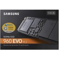 【当当正品店】【当当正品店】三星(SAMSUNG) 固态硬盘 500G 960 EVO 500G M.2 NVMe 固