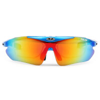 骑行眼镜山地车男女通用偏光近视户外装备运动防风自行车眼镜