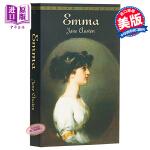 【中商原版】爱玛 简奥斯汀 英文原版 Emma Jane Austen 外国外经典名著
