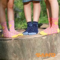 户外儿童加厚保暖羊毛袜 男女吸湿透气高弹力徒步跑步袜子