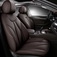 宝马X1专用汽车坐垫专车定制真皮订做款真牛皮全包四季通用车座套