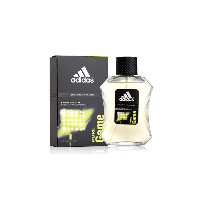 Adidas阿迪达斯男士古龙香水 5周年店庆满199减10,满299减15