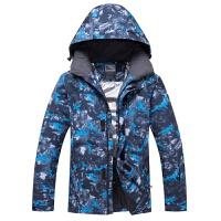 滑雪服男 防风防水透气户外冬季单双板加厚保暖滑雪衣登山冲锋衣新品 1801