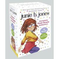 【预订】Junie B. Jones Complete First Grade Collection Books 18