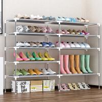 索尔诺简易鞋架 多层家用收纳鞋柜简约现代经济型组装鞋架子K30606