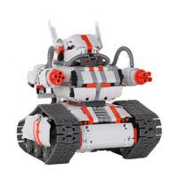 xiaomi/小米米兔积木机器人履带机甲版智能拼装男孩电动儿童玩具
